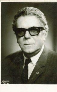 Arif Nihat Asya (07.02.1904-05.01.1975)
